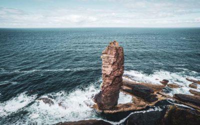 Tours d'Ecosse #2 : Stoer, le grimpeur et la mer