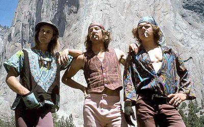 Jim Bridwell, El Capitan à la journée en 1975